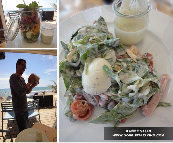 Latitud Norte Beach Restaurant Les Botigues de Sitges 4