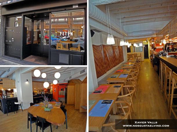 Restaurante Feten Castelldefels 1