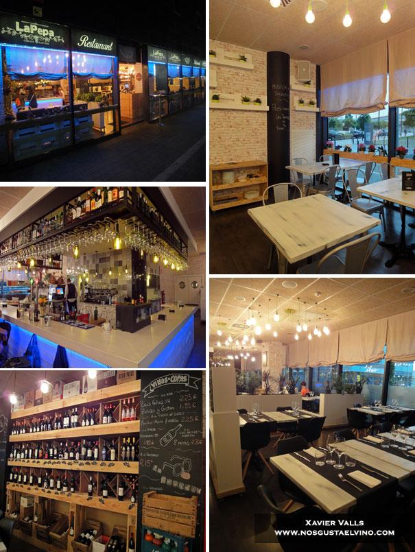LaPepa Restaurant Hospitalet 1