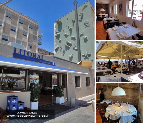 Restaurant Litoral Barceloneta 1