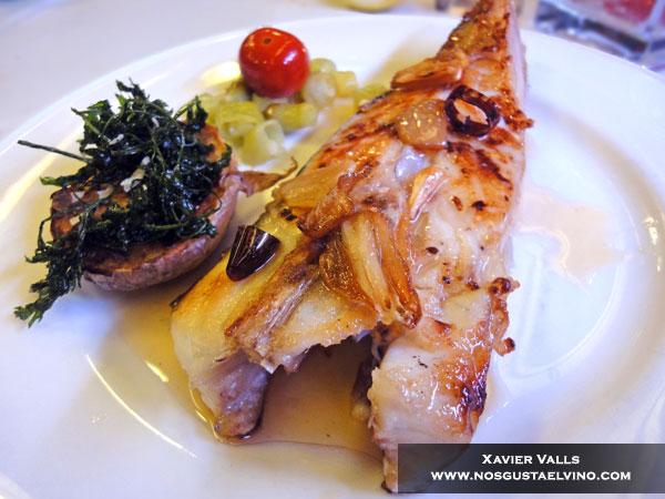 Restaurante Carballeira Barcelona 9