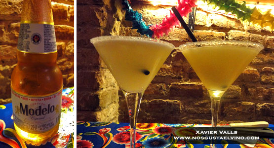 restaurante mejicano el ultimo agave Barcelona 3