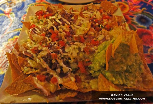 restaurante mejicano el ultimo agave Barcelona 4