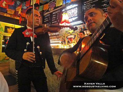 restaurante mejicano el ultimo agave Barcelona 8