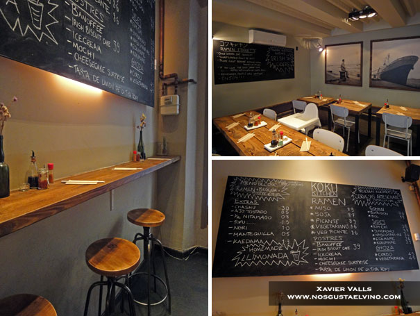 Koku Kitchen Barcelona 1