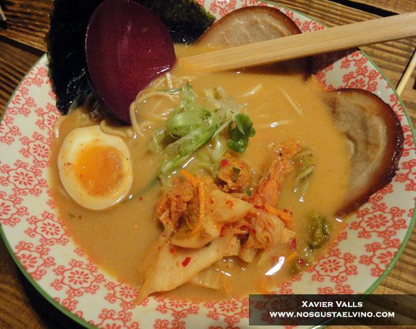 Koku Kitchen Barcelona 5