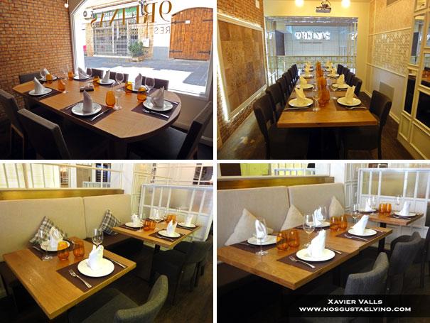 Restaurante Argetino 9 Reinas Sant Cugat 2