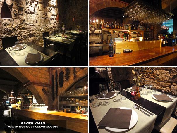 Restaurante Arcano Barcelona 2