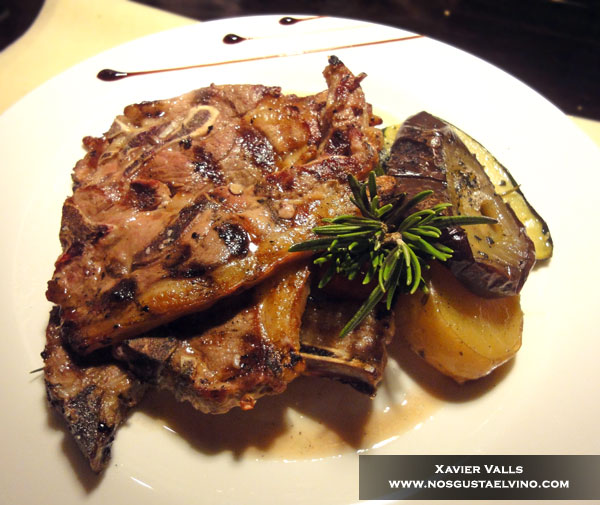 Restaurante Arcano Barcelona 6