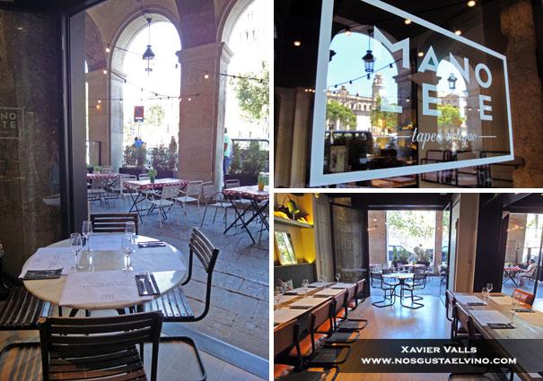 Restaurante Manolete Barcelona 2