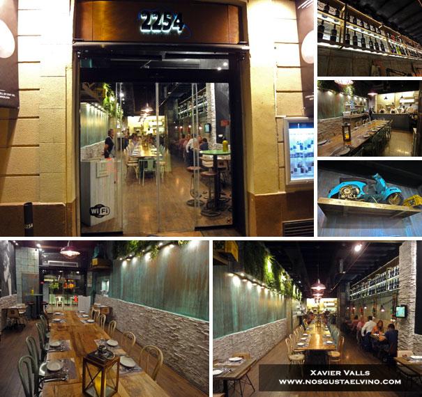 2254 Restaurante Barcelona 1