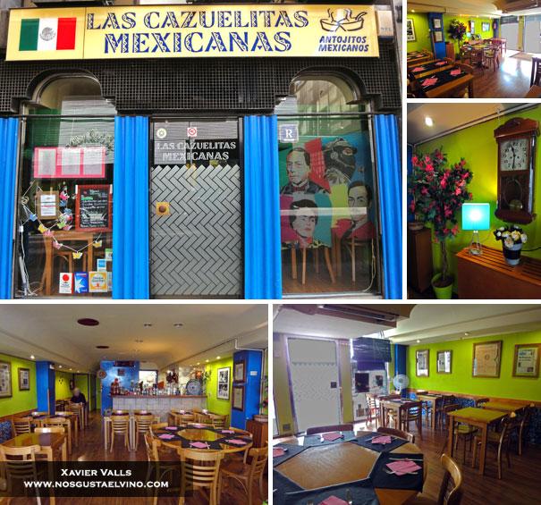 Las Cazuelitas Mexicanas Barcelona 1