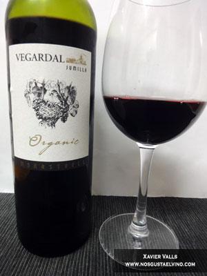 Vegardal Organic Monastrell 2012