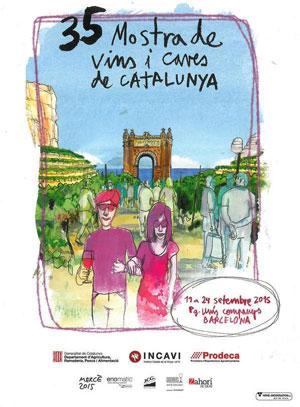 35 mostra de vins i caves de catalunya 2015