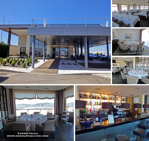 Restaurante Marina Davila Vigo 1