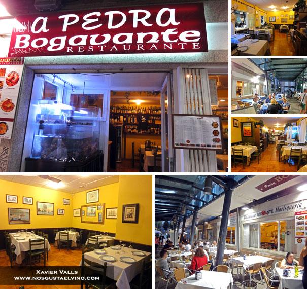 Restaurante Bogavante Vigo 1