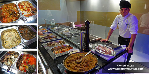 El Buffet de Casino de Barcelona 3