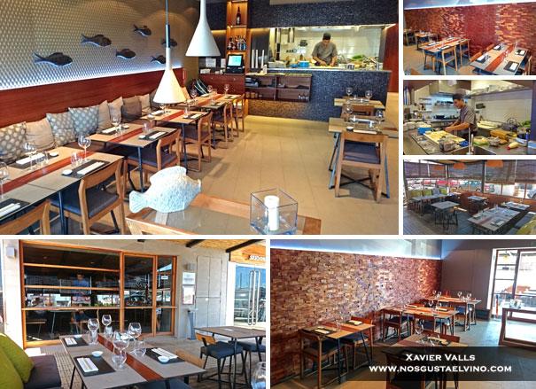 Restaurante Japonés Minato Masnou 1