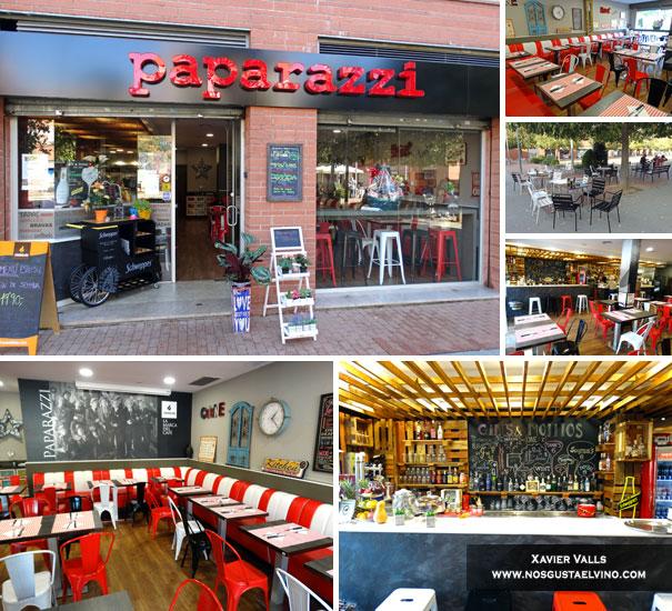 Restaurante Paparazzi Alella 1