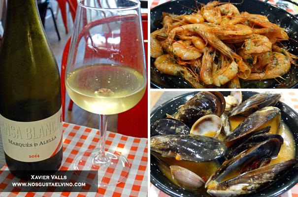 Restaurante Paparazzi Alella 2