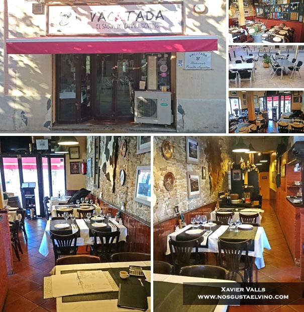 Restaurante Argentino Vacatada Poble Nou Barcelona 1