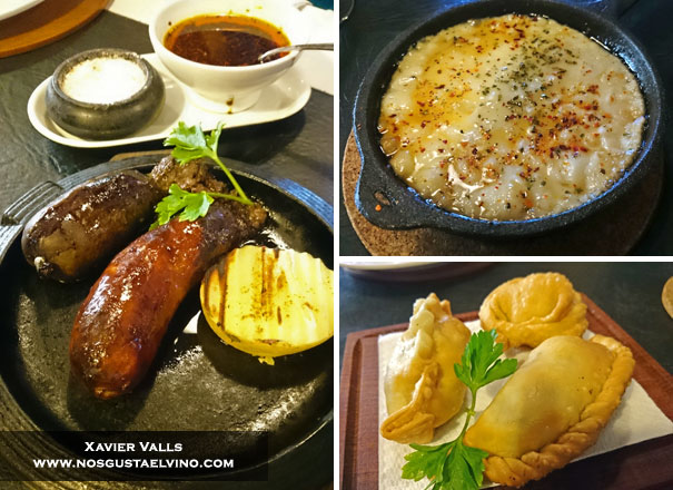 Restaurante Argentino Vacatada Poble Nou Barcelona 2