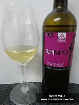 BuenPuerto Verdejo 2014
