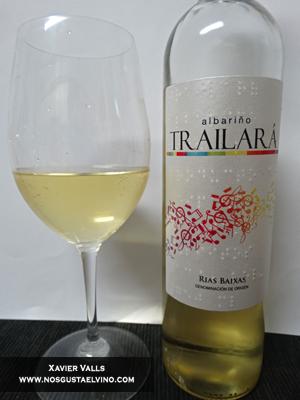 trailara albariño 2014