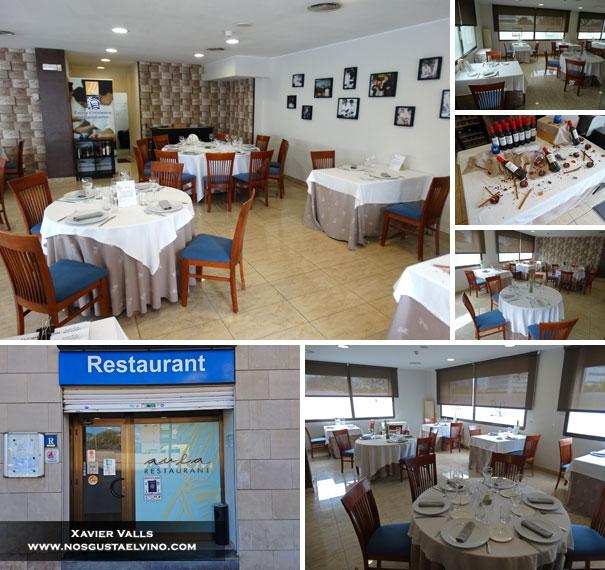 Aula Restaurant Castelldefels 1