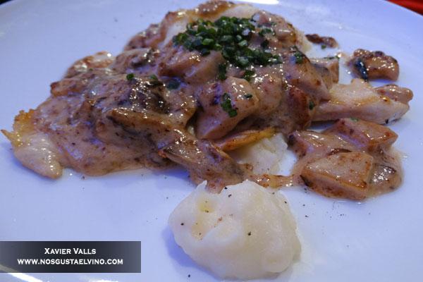 Restaurant L'Atelier Barcelona 5