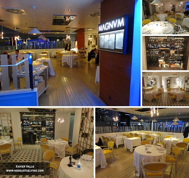 Restaurante Magnum Casino Barcelona 1