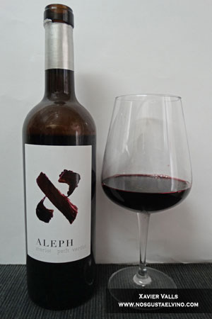 Aleph merlot petit verdot 2013 de Aleph Winery