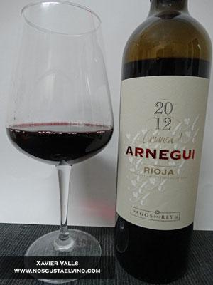 Arnegui Crianza 2012