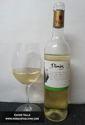 Dionisos Blanco Airen Viura 2015 de bodegas dionisos como vino de la tierra de castilla