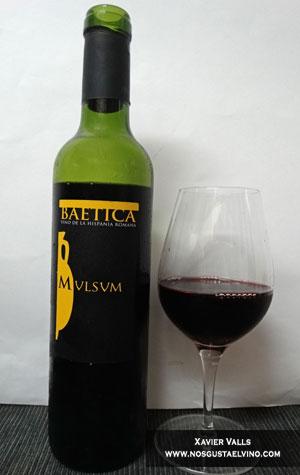 baetica mulsum vino romano
