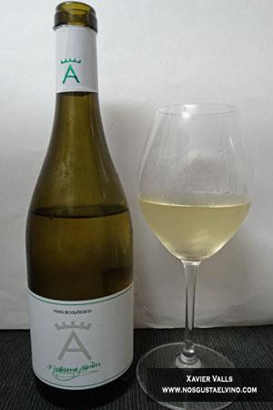 vino blanco victorino martin 2014 eva de los santos