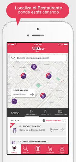 ViWine App 1 la app que te ayuda a elegir el vino