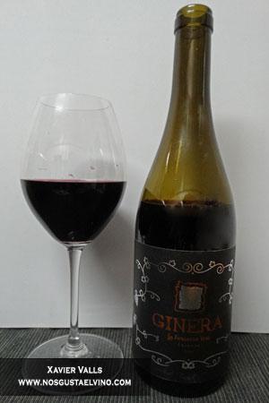 Ginera Crianza la farinera vins do tarragona