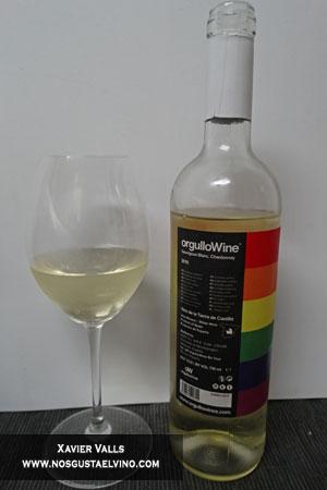 orgullowine sauvignon blanc chardonnay 2016 vino de la tierra de castila