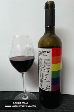 OrgulloWine Tinto 2015 de orgullo wines vino de la tierra de castilla