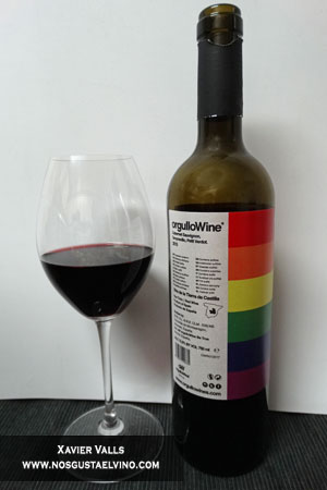 OrgulloWine Tinto 2015