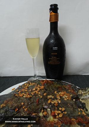 summaroca nuria claverol allier finca cols brut gran reserva 2012
