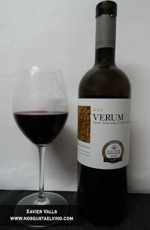 verum merlot tempranillo cabernet sauvignon 2011