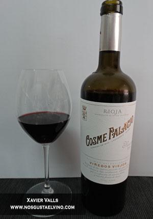 Cosme Palacio Reserva Viñedos Viejos 2011 bodegas Palacios 1894 doca Rioja