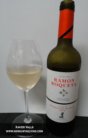 ramon roqueta garnacha blanca do catalunya