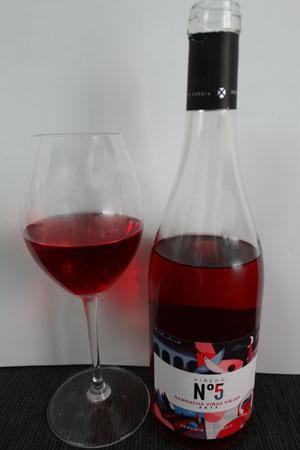 Señorío de Sarrià Viñedo N 5 Garnacha Viñas Viejas 2017 bornos bodegas do navarra