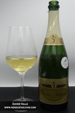 Couvreur-Philippart Carte d'Or Premier Cru Brut champagne
