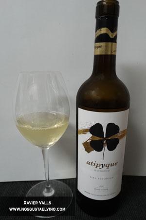 atipyque 2015 verderrubi bodegas y viñedos do rueda