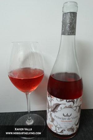 Principe de viana edicion rosa do navarra