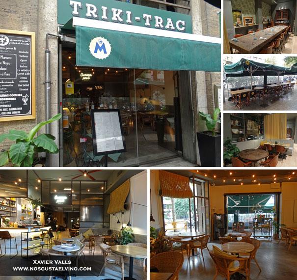Triki Trac Restaurant Barcelona